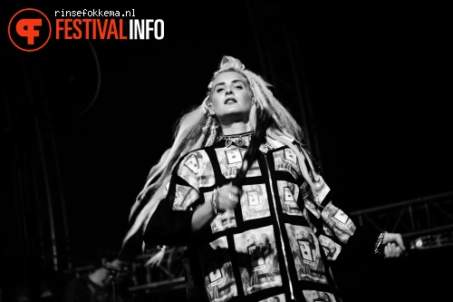 Foto Skip & Die op Festival Mundial 2015