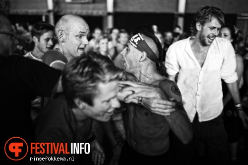 Che Sudaka op Festival Mundial 2015 foto
