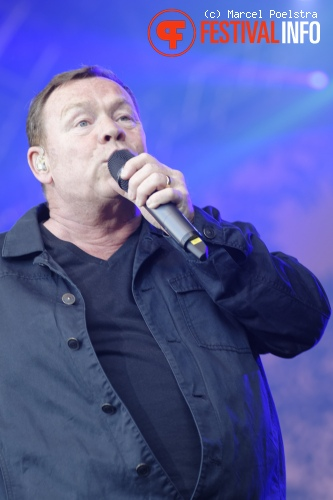 UB40 op Night At The Park 2015 foto