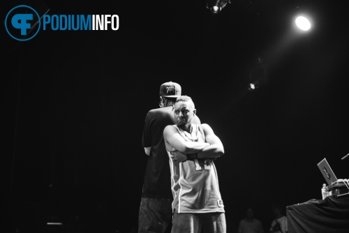 Dope D.O.D. op Wu-Tang Clan - 02/07 - TivoliVredenburg foto