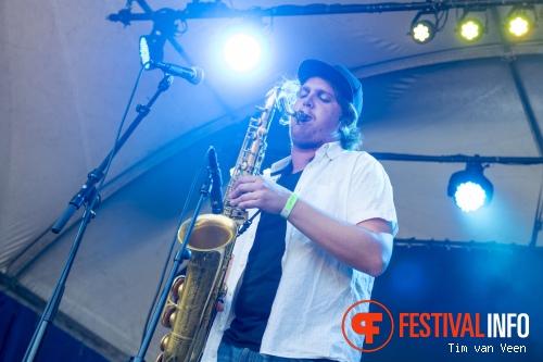 Nomadic Orchestra op Festival de Beschaving 2015 foto