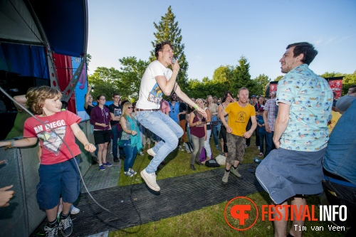 Afterpartees op Festival de Beschaving 2015 foto