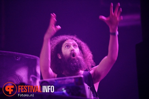 Foto The Gaslamp Killer op PITCH 2015 - Zaterdag