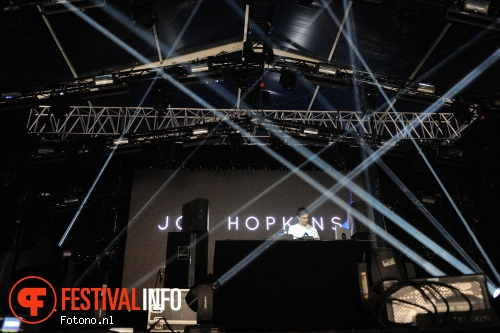 Foto Jon Hopkins op PITCH 2015 - Zaterdag