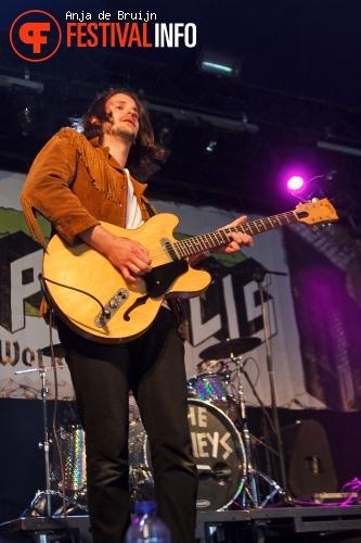 Foto Black Honey op Metropolis Festival 2015