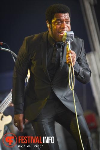 Foto Vintage Trouble op Metropolis Festival 2015