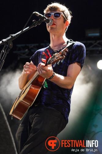 Foto Ezra Furman op Metropolis Festival 2015