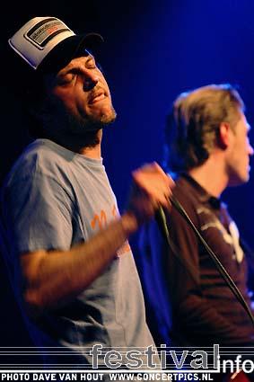 Cuban Heels op Moulin Blues 2007 foto