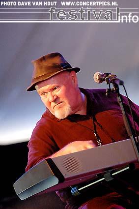 James Harman op Moulin Blues 2007 foto