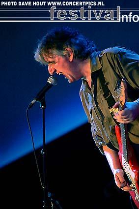 Rob Tognoni band op Moulin Blues 2007 foto