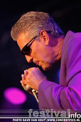 Rod Piazza & The Mighty Flyers op Moulin Blues 2007 foto