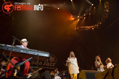 Sergio Mendes op North Sea Jazz 2015 - Vrijdag foto