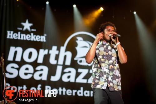 Typhoon op North Sea Jazz 2015 - Vrijdag foto