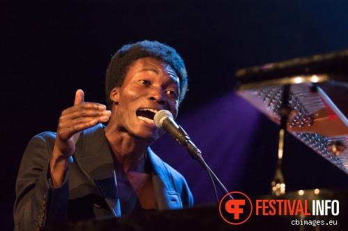 Benjamin Clementine op North Sea Jazz 2015 - Vrijdag foto