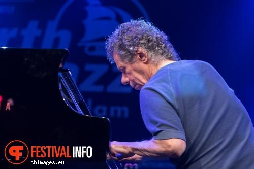 Herbie Hancock & Chick Corea op North Sea Jazz 2015 - Vrijdag foto