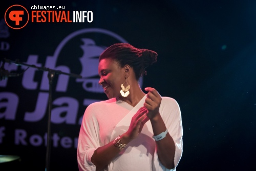 Lizz Wright op North Sea Jazz 2015 - Vrijdag foto