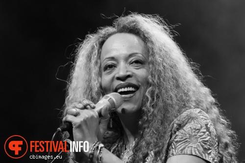 Cassandra Wilson op North Sea Jazz 2015 - Vrijdag foto