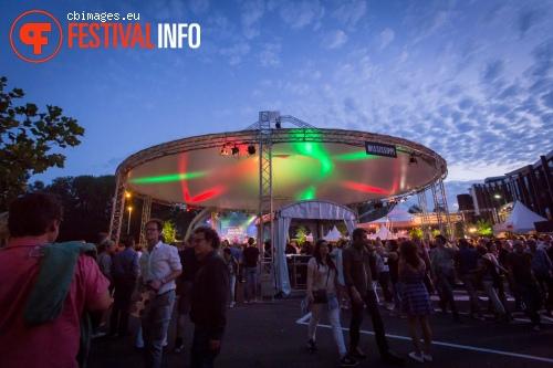 Kasai Allstars op North Sea Jazz 2015 - Vrijdag foto