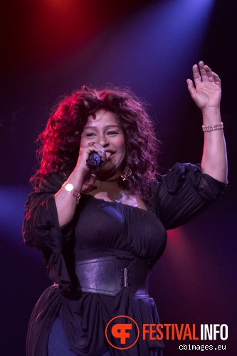 Foto Chaka Khan op North Sea Jazz 2015 - Zaterdag