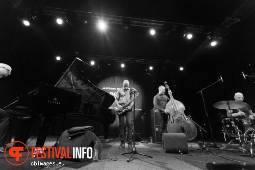 Foto Joshua Redman & The Bad Plus op North Sea Jazz 2015 - Zaterdag