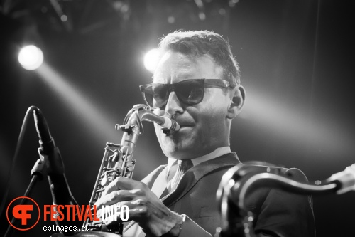 Foto New Cool Collective op North Sea Jazz 2015 - Zaterdag