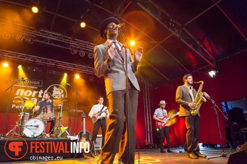 Foto Leon Bridges op North Sea Jazz 2015 - Zaterdag