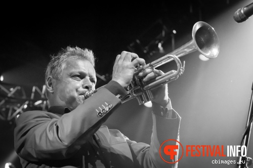 Foto New Cool Collective op North Sea Jazz 2015 - Zaterdag
