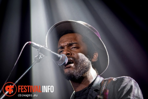 Gary Clark Jr. op North Sea Jazz 2015 - Zondag foto