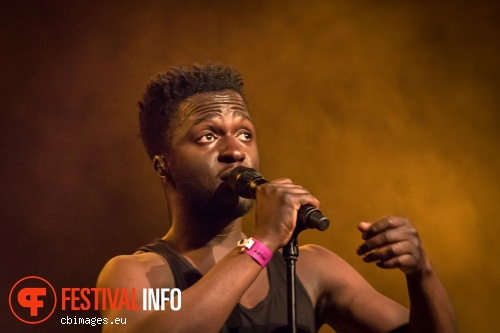 Kwabs op North Sea Jazz 2015 - Zondag foto