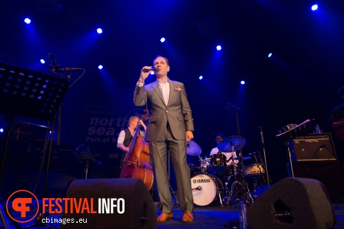 Kurt Elling op North Sea Jazz 2015 - Zondag foto