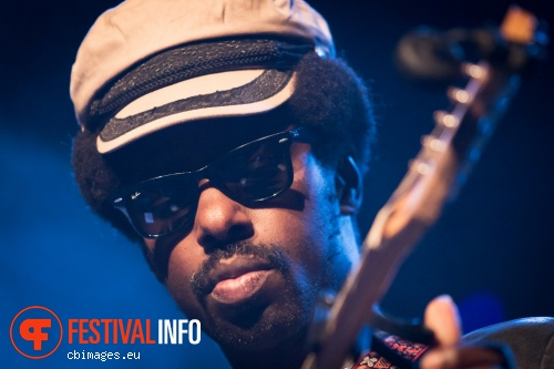 Curtis Harding op North Sea Jazz 2015 - Zondag foto