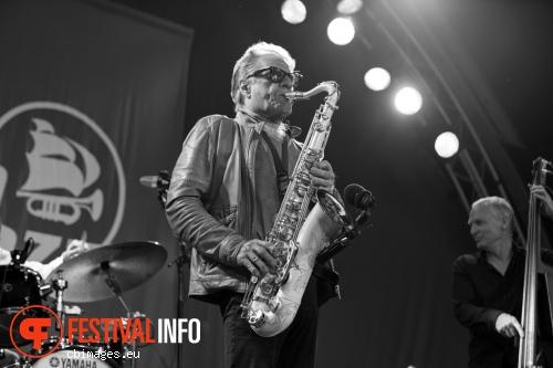 Foto Hans Dulfer op North Sea Jazz 2015 - Zondag