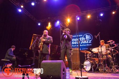 Foto Roy Hargrove Quintet op North Sea Jazz 2015 - Zondag