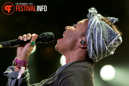Foto Emeli Sandé op North Sea Jazz 2015 - Zondag