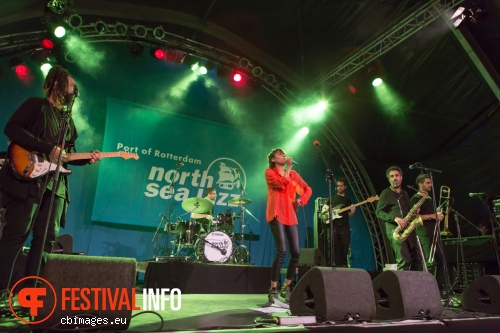 Foto Ester Rada op North Sea Jazz 2015 - Zondag