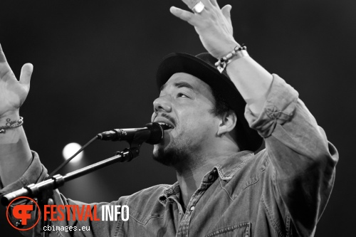 Ben L'Oncle Soul op North Sea Jazz 2015 - Zondag foto