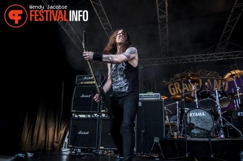 Foto Pyre op Graveland Deathfest 2015
