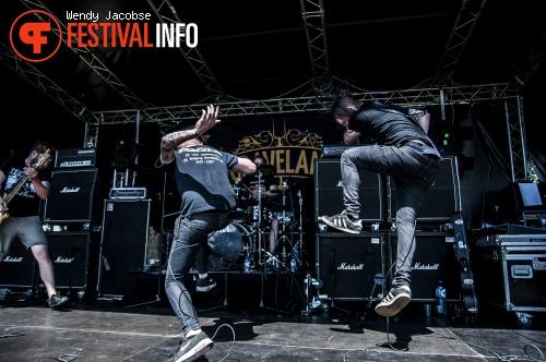 Foto Teethgrinder op Graveland Deathfest 2015
