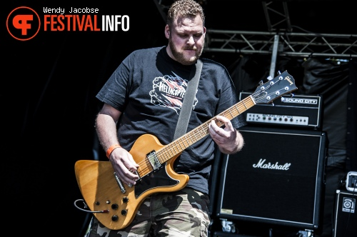 Foto Snowburner op Graveland Deathfest 2015