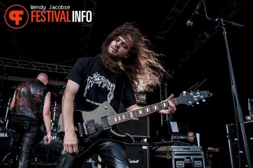 Foto Pentacle op Graveland Deathfest 2015