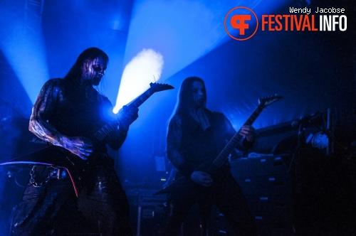Foto Belphegor op Graveland Deathfest 2015