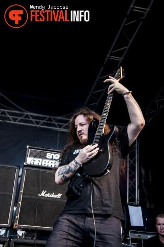Foto Terrorizer op Graveland Deathfest 2015
