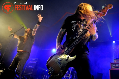 Foto Orange Goblin op Welcome To The Village 2015 - vrijdag