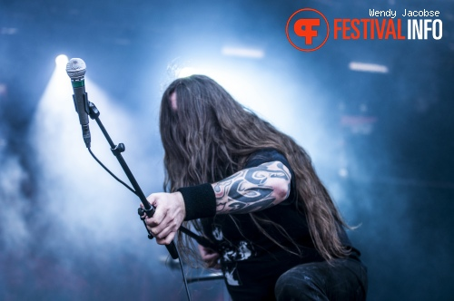 Foto Orange Goblin op Dynamo MetalFest 2015