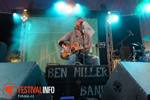 Foto Ben Miller Band op Welcome To The Village 2015 - zaterdag