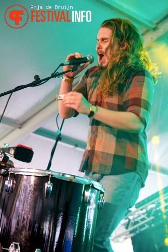 Pierce Brothers op Damaris Festival 2015 foto