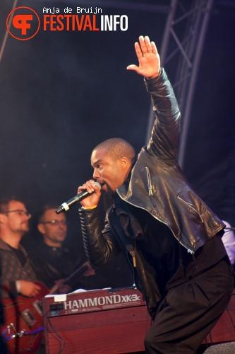 Foto Sven Hammond op Damaris Festival 2015
