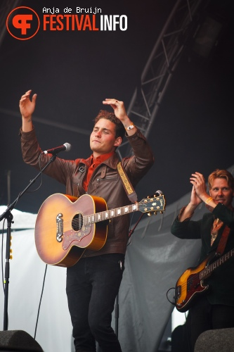 Douwe Bob op Damaris Festival 2015 foto
