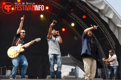 Leeways op Damaris Festival 2015 foto