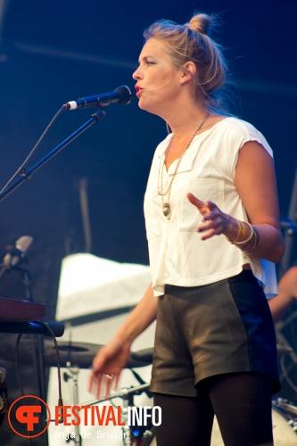 Sue the Night op Damaris Festival 2015 foto